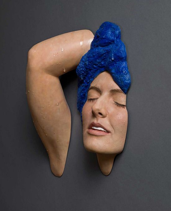 Stunning Realistic Sculptures by Carole Feuerman (26 pics)