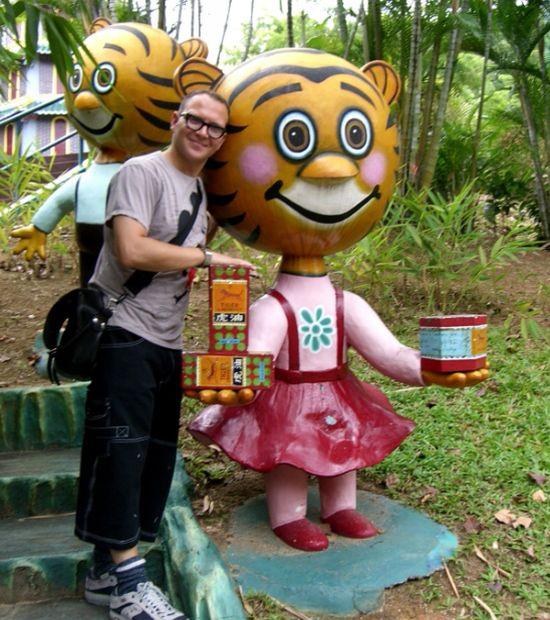Haw Par Villa Park in Singapore (47 pics)