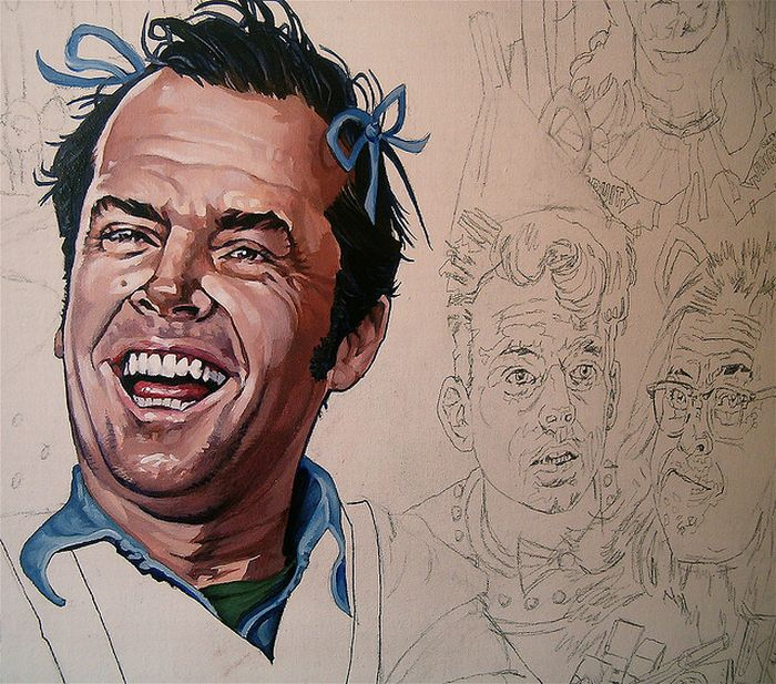 Powerful Illustrations by Dave MacDowell (26 pics)
