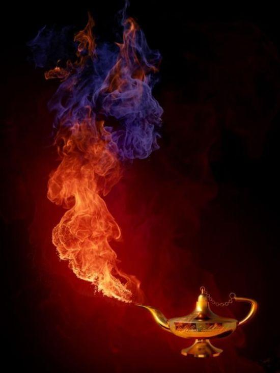Beautiful Fire Art (17 pics)