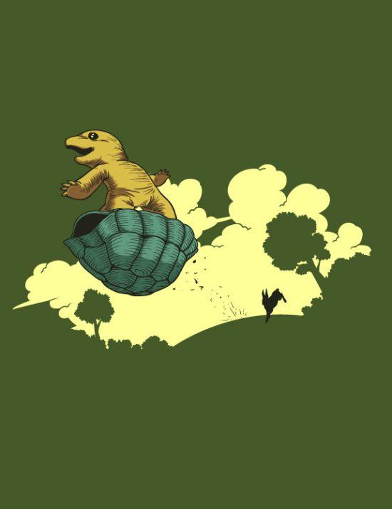 Creative T-Shirt Designs (109 pics)