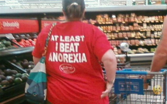 People of Wal-Mart. Part 5 (65 pics)