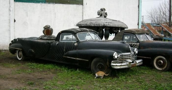 Strange Looking Hearse from Argentina (12 pics)