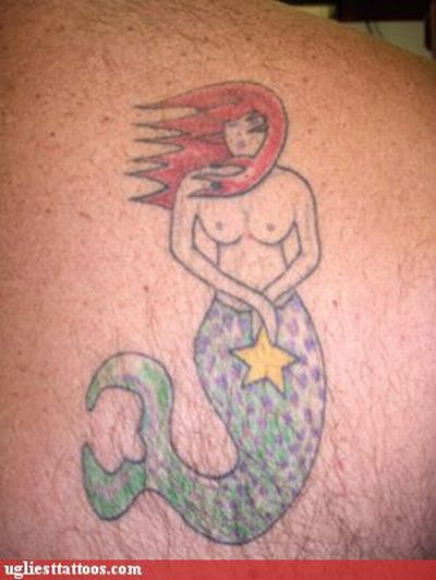 The Ugliest Tattoos (60 pics)