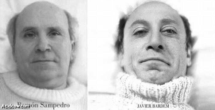 Real People Behind the Movie Characters (37 pics)