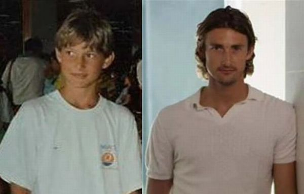 Tennis Players When They Were Young (19 pics)