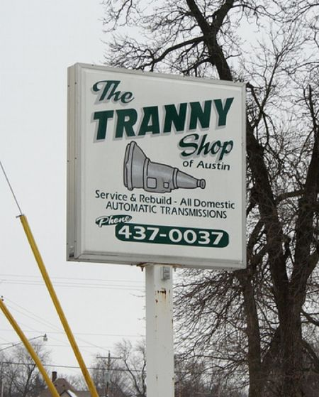 Unfortunately Named Businesses (50 pics)