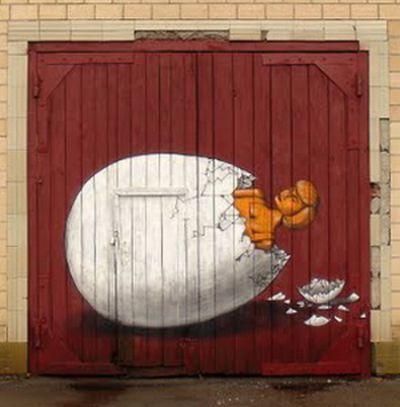 Amazing Wall Art (29 pics)