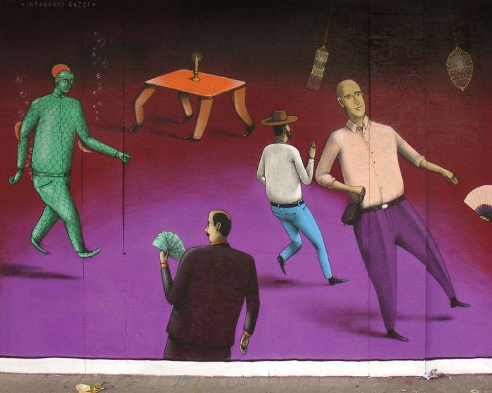 amazing wall art  29 pics