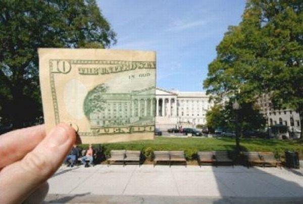 Fun with Money Bills (47 pics)