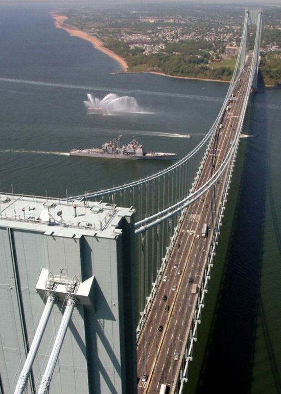 World's Top 10 Longest Single Span Bridges (10 pics)
