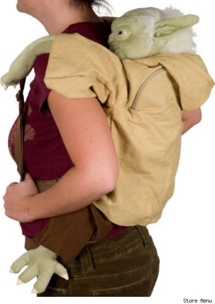The Most Unusual Backpacks (28 pics)