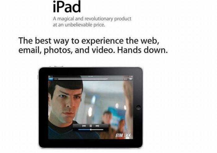 Apple is Cheating? (5 pics)