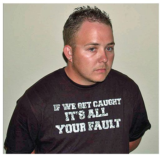 Ironic Arrest Shirts (74 pics)