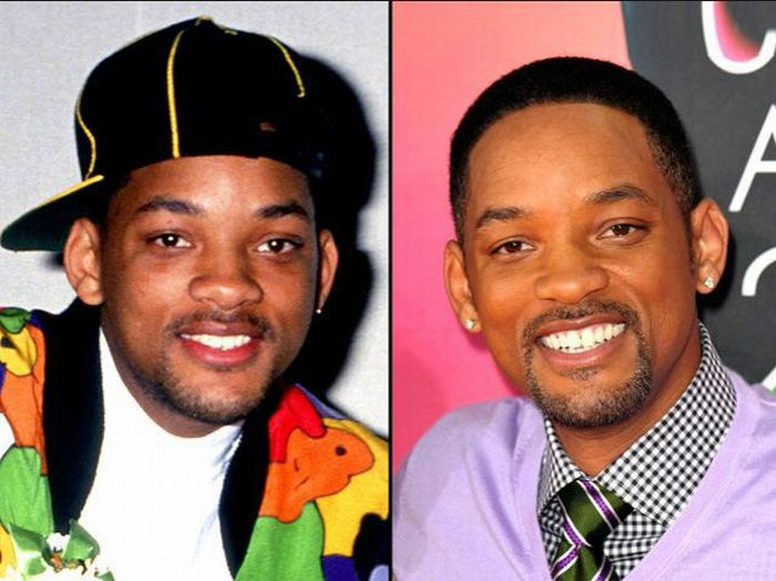 Teen Movie Stars Then and Now (35 pics)