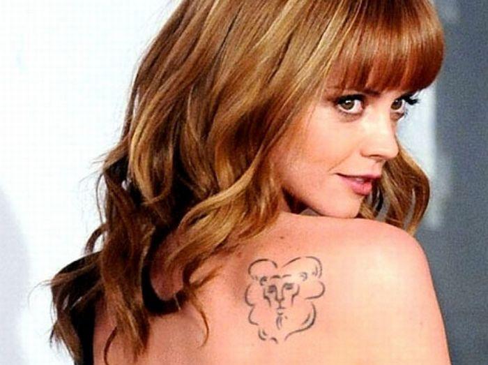 Celebrity Tattoos (75 pics)