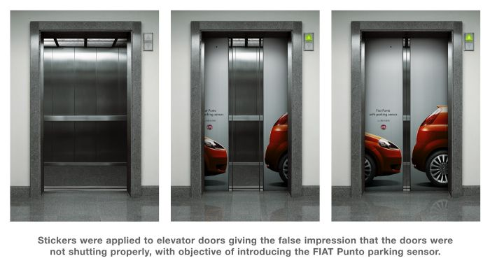 The Best of Elevator Ads (31 pics)