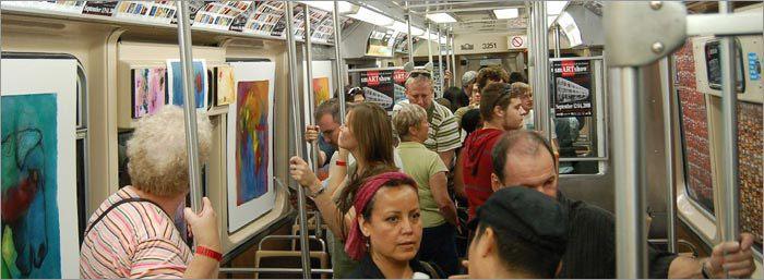 Art on Track (26 pics)