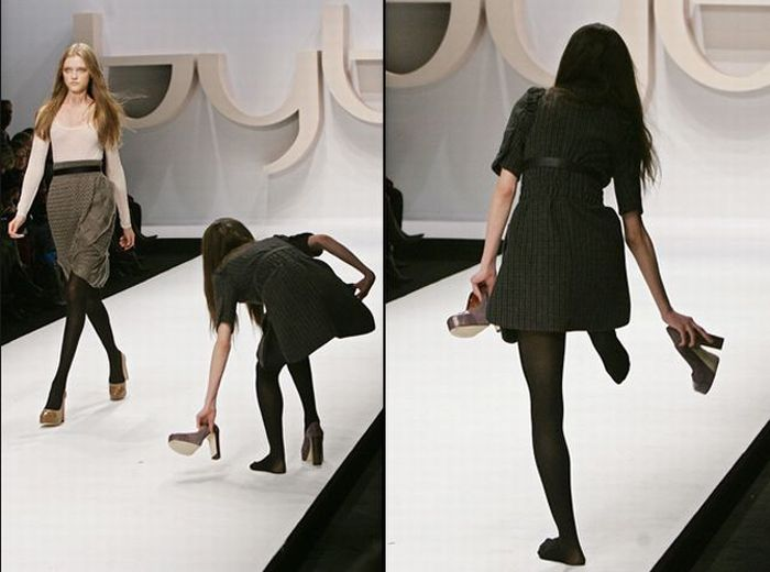 Catwalk Spills (40 pics)