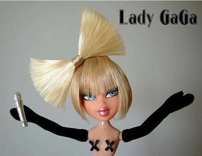 lady gaga, lady gaga bebekleri, lady gaga oyuncakları