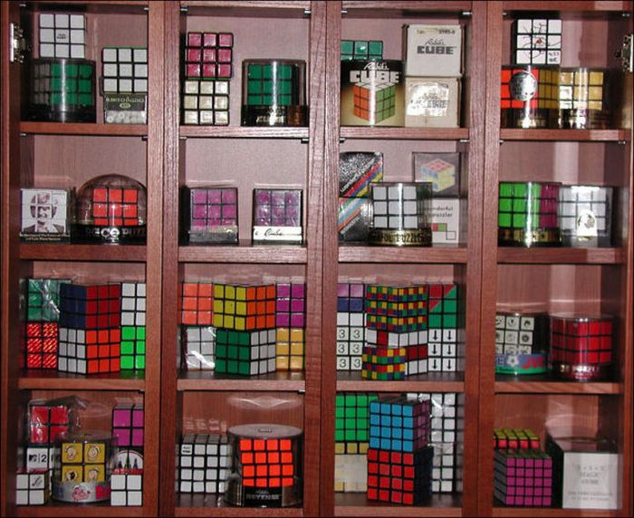 A Man Who Loves Puzzles (7 pics)