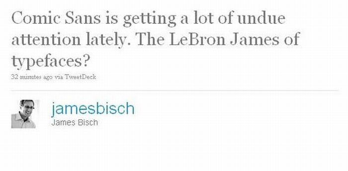 Tweet Reactions To LeBron's Announcement (33 pics)