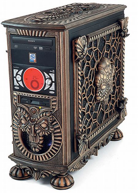 The Best Custom PC Cases (49 pics)