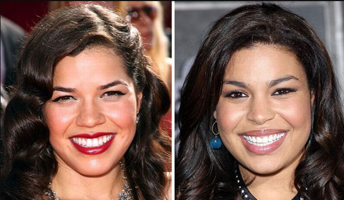 Celebrities who Look Similar. Part 2 (92 pics)