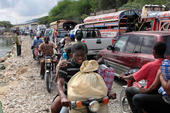 Haiti Six Months After (43 pics)