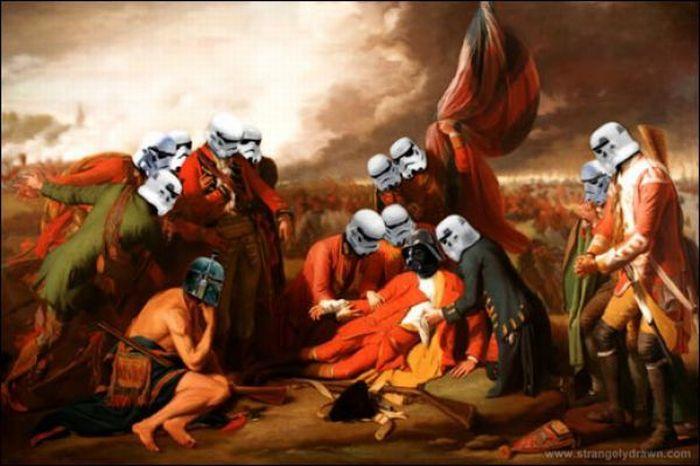 Star Wars Art (26 pics)
