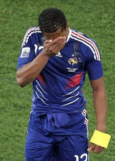 Tears of Soccer. When Grown Men Cry (20 pics)