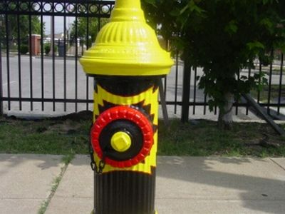 Creative Fire Hydrants (15 pics)