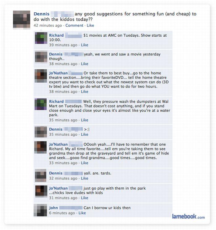 Facebook Funny Moments. Part 3 (62 pics)