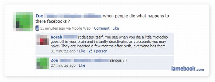 Facebook Funny Moments. Part 3 (62 pics)
