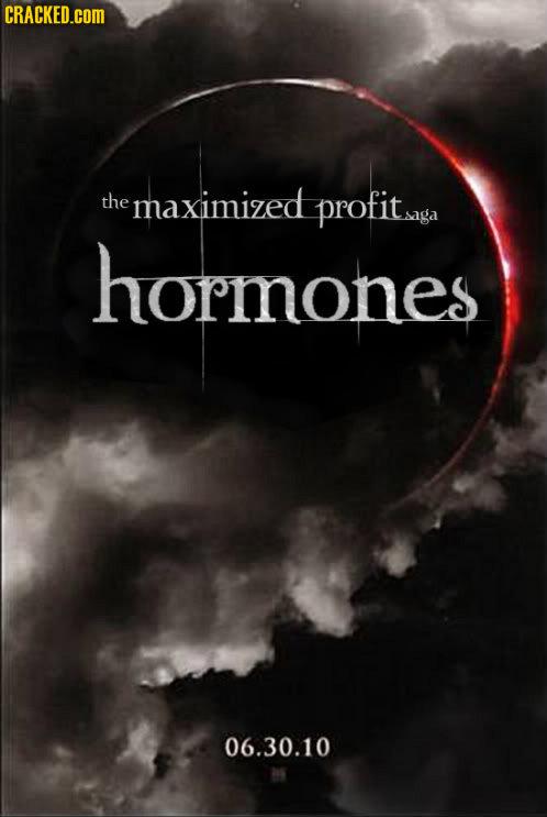 If Movie Titles Were Honest (30 pics)