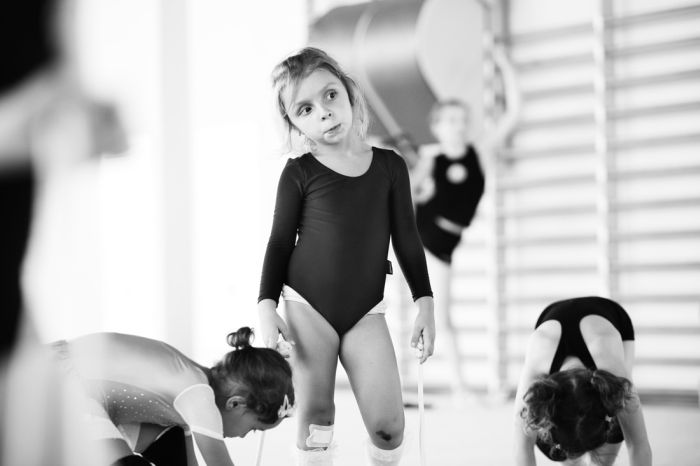 Russian Gymnastics School (15 pics)