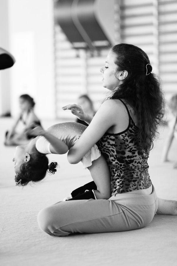 Russian Gymnastics School (15 pics)