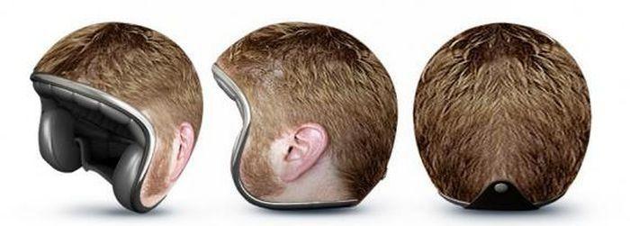 Creative Motorcycle Helmets (8 pics)