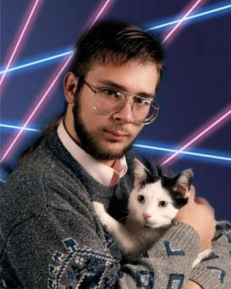 Funny Family Photos With Pets (30 pics)
