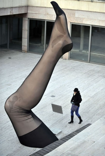 Giant Sculptures (31 pics)