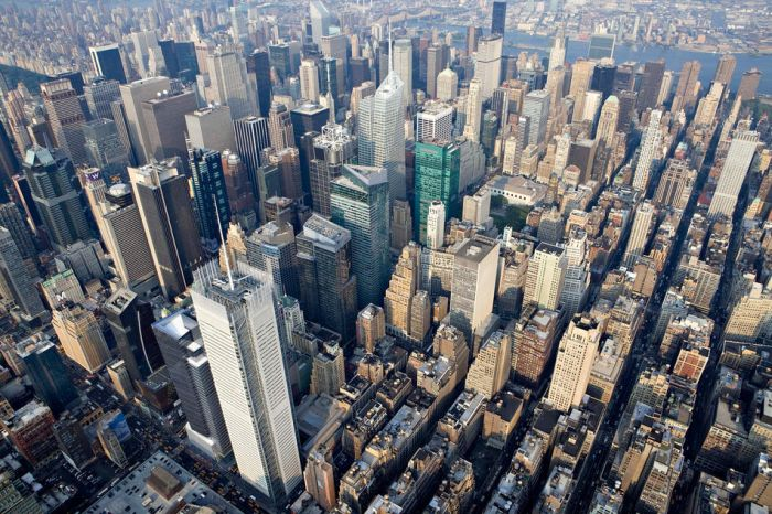 New York City From Above (66 pics)