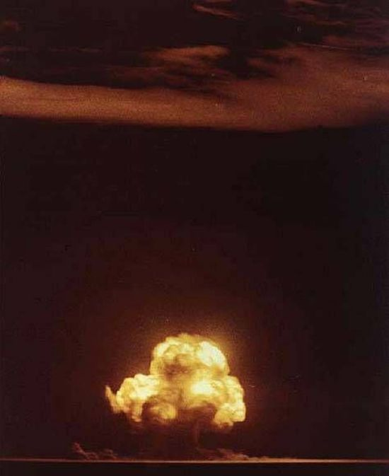 nuclear explosions Examine the thermal radiation, blast and human effects of nuclear weapons nuclear explosions produce both immediate and delayed destructive effects blast, thermal radiation, and prompt ionizing radiation are produced and cause significant destruction within seconds or minutes of a nuclear detonation.