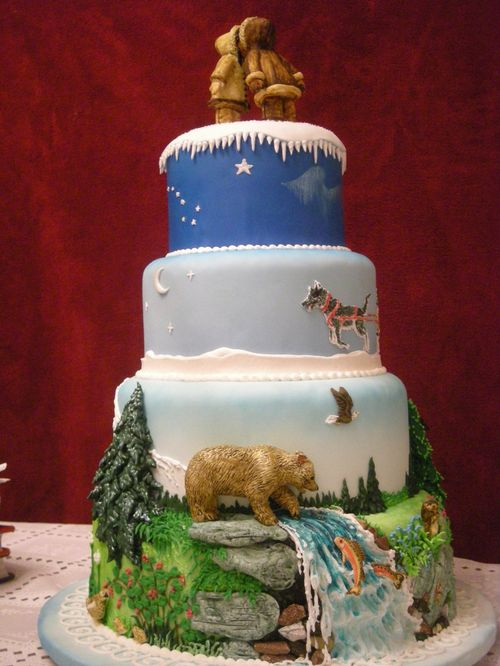 The Most Creative Cake Designs 51 pics