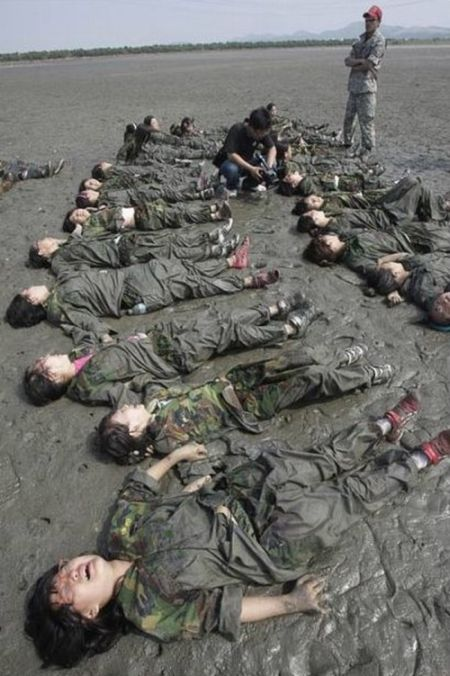 Boot Camp for Girls in South Korea (11 pics)