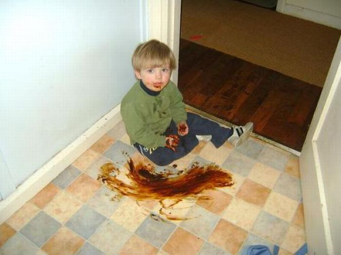 Destroyed by Kids. Part 2 (28 pics)
