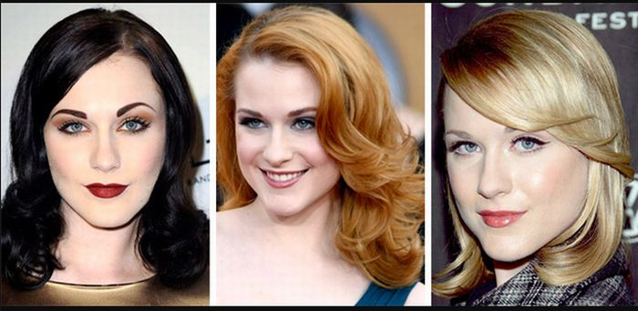 Celebrities and Their Dramatic Hair Transformations (58 pics)