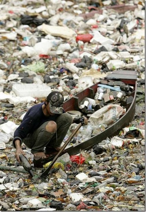 World Most Polluted River
