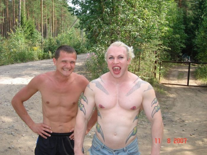 The Most Weird Looking Bodybuilder of Russia (19 pics)