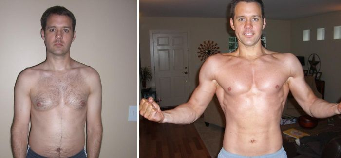 Amazing Transformations (50 pics)