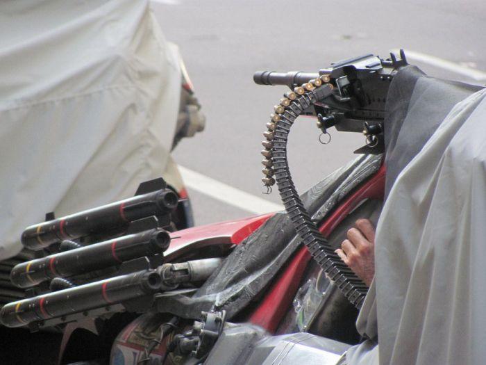 Фото со съемок фильма Трансформеры 3